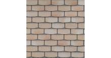 Фасадная плитка HAUBERK в Ставрополь Камень Травертин